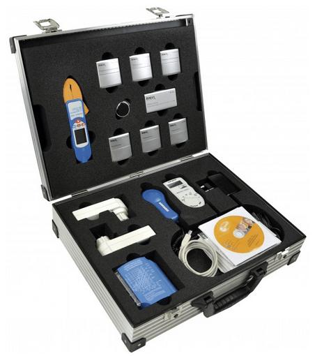 LeXsolar - Medidores de Eficiência Ready to Go