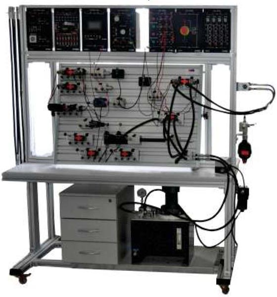 Bancada de Hidráulica e Eletrohidráulica
