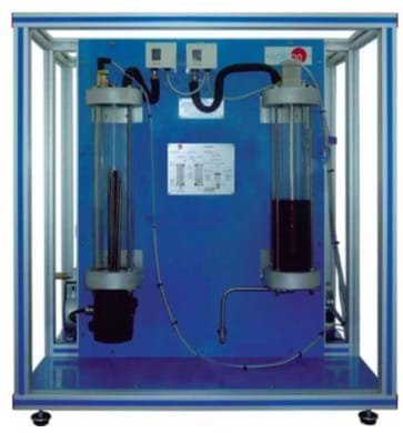 Unidade de Estudo das Leis dos Gases Perfeitos (Boyle e Gay-Lussac) com SCADA e Controle PID