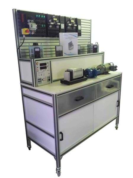 Sistema treinamento em maquinas elétricas - T10-V