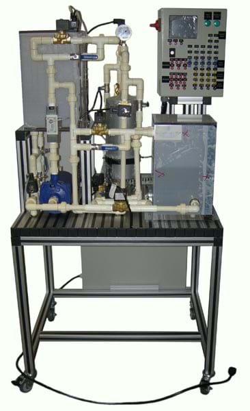 Controle de Processos Vazão, Nível, Temperatura e Pressão - CP3