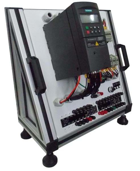 Kit de Treinamento em Inversor de Frequência Siemens - MC5