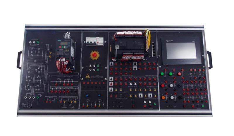 Kit de Treinamento em PLC e IHM - MC3