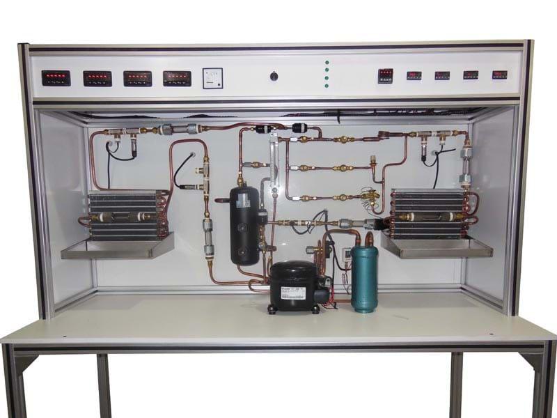 Painel Simulador dos Ciclos de Refrigeração