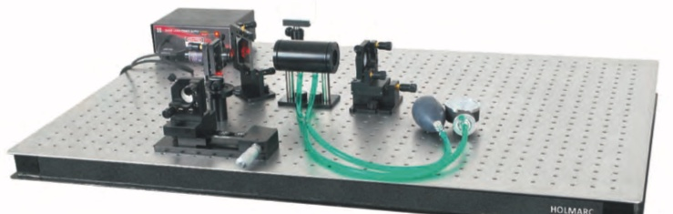 Interferômetro de Michelson (modelo padrão)