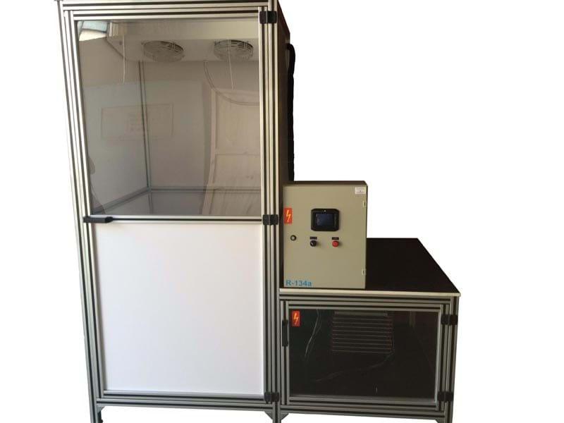 Banco Ensaios de Refrigeração