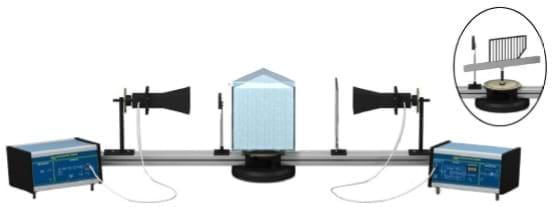 Sistema de propagação de onda