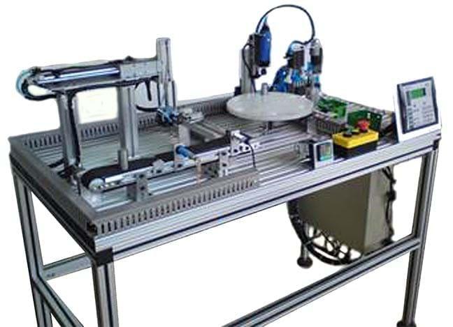 Manufatura Integrada - MF1