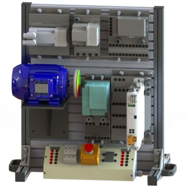 Kit Partida de Motor - PC1