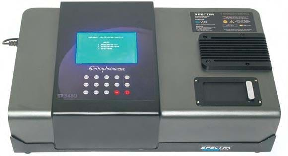 Espectrofotômetro