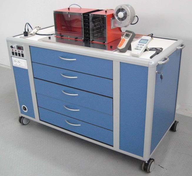 Laboratório Móvel de Ar Condicionado
