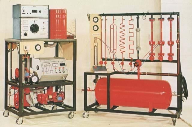 Unidade de Estudo Compressores Rotativo e Alternativo