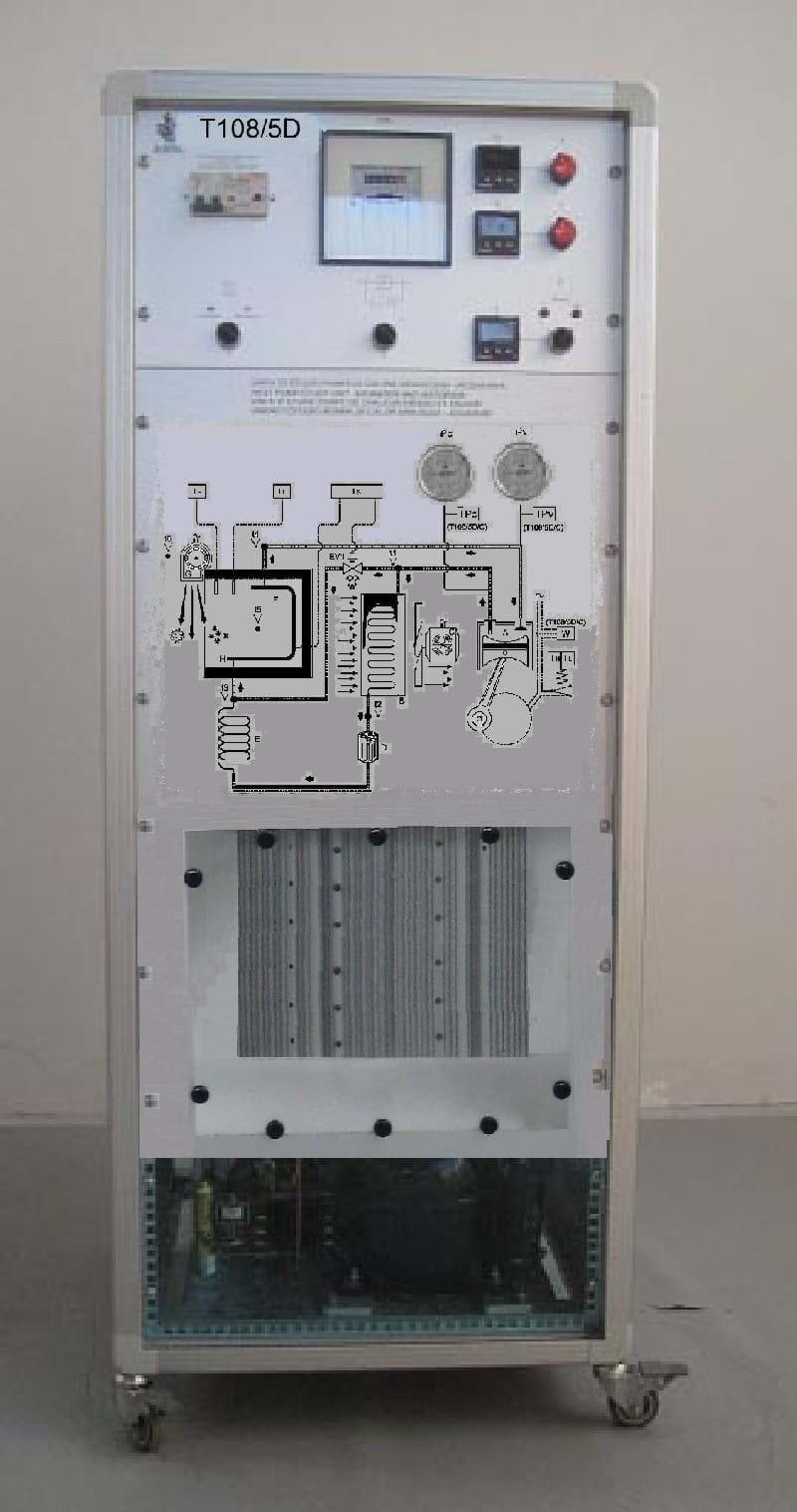 Sala de Estudo Refrigeração