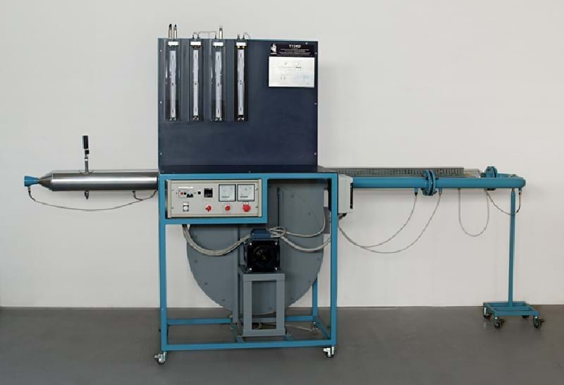 Transferência de Calor Ar/Água