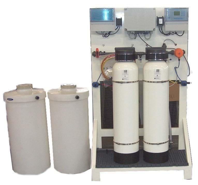 Unidade de Tratamento de Água