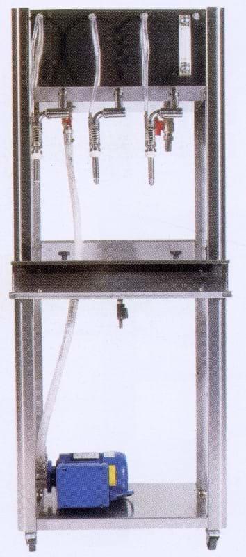 Maquina para Encher Garrafas/Copos