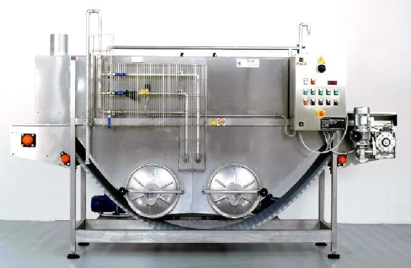 Pasteurizador de Túnel Frio
