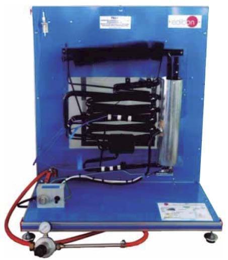 Equipamento de Refrigeração por Absorção, Controlado por Computador (PC)